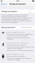Apple iPhone 7 - iOS 12 - Internet - Configurer un point d'accès mobile - Étape 6