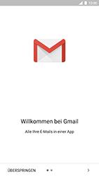 Nokia 8 - E-Mail - Manuelle Konfiguration - Schritt 4