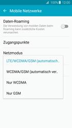 Samsung J320 Galaxy J3 (2016) - Netzwerk - Netzwerkeinstellungen ändern - Schritt 6