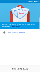Samsung Galaxy S7 Edge - Android N - E-mail - 032a. Email wizard - Gmail - Step 6