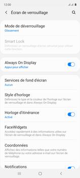 Samsung Galaxy A51 - Sécuriser votre mobile - Activer le code de verrouillage - Étape 5