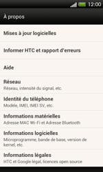 HTC One SV - Logiciels - Installation de mises à jour - Étape 6