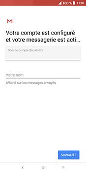 Alcatel 3L - E-mails - Ajouter ou modifier votre compte Yahoo - Étape 12
