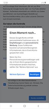 Samsung Galaxy Note 20 5G - Apps - Einrichten des App Stores - Schritt 18