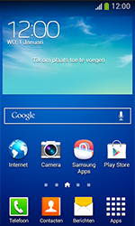 Samsung Galaxy S3 Lite (I8200) - SMS - handmatig instellen - Stap 1