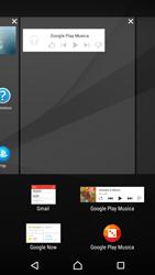 Sony Xperia Z5 - Operazioni iniziali - Installazione di widget e applicazioni nella schermata iniziale - Fase 6