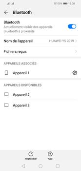 Huawei Y5 (2019) - Bluetooth - connexion Bluetooth - Étape 10