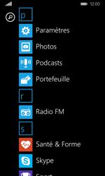 Microsoft Lumia 532 - Internet - activer ou désactiver - Étape 3