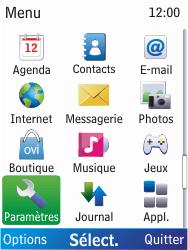Nokia X2-00 - MMS - Configuration manuelle - Étape 3