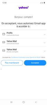 Samsung Galaxy A51 - E-mails - Ajouter ou modifier votre compte Yahoo - Étape 11