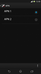 Sony C6603 Xperia Z - Internet - Configuration manuelle - Étape 17
