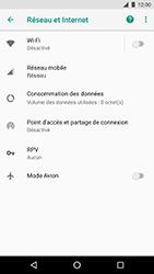 LG Nexus 5X - Android Oreo - Internet - activer ou désactiver - Étape 5