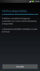 HTC One - Applicazioni - Configurazione del negozio applicazioni - Fase 7