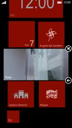 HTC Windows Phone 8X - Operazioni iniziali - Personalizzazione della schermata iniziale - Fase 6