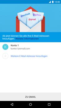Motorola Google Nexus 6 - E-Mail - Konto einrichten - 2 / 2
