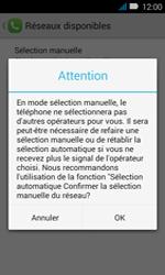 Huawei Y3 - Réseau - utilisation à l'étranger - Étape 11
