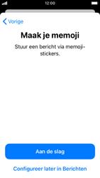 Apple iPhone SE - iOS 13 - MMS - afbeeldingen verzenden - Stap 3