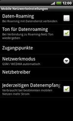 HTC Desire Z - Internet - Apn-Einstellungen - 6 / 18
