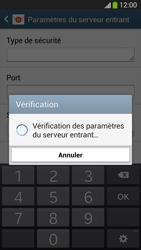 Samsung SM-G3815 Galaxy Express 2 - E-mail - configuration manuelle - Étape 11