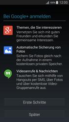 Samsung Galaxy A5 - Apps - Konto anlegen und einrichten - 19 / 22