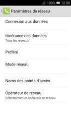 Alcatel OT-4027X Pixi 3 (4.5) - Internet - désactivation du roaming de données - Étape 6