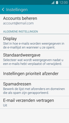 Samsung G901F Galaxy S5 4G+ - E-mail - Instellingen KPNMail controleren - Stap 7