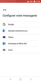 ZTE Blade V9 - E-mail - Configuration manuelle (gmail) - Étape 7