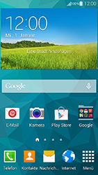 Samsung Galaxy S5 Mini - E-Mail - Konto einrichten (outlook) - 1 / 1
