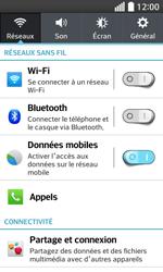 LG F70 - Sécuriser votre mobile - Personnaliser le code PIN de votre carte SIM - Étape 4