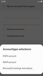 Samsung galaxy-xcover-4s-dual-sim-sm-g398fn - E-mail - Account instellen (IMAP zonder SMTP-verificatie) - Stap 9