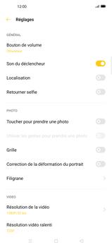 Oppo Find X2 Pro - Photos, vidéos, musique - Prendre une photo - Étape 7