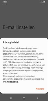 Samsung Galaxy A10 - e-mail - handmatig instellen - stap 9
