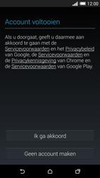 HTC One M8 - apps - account instellen - stap 14
