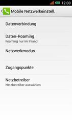 Alcatel One Touch Idol Mini - Internet und Datenroaming - Deaktivieren von Datenroaming - Schritt 8