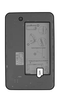 BASE Tab 7-1 - SIM-Karte - Einlegen - Schritt 3