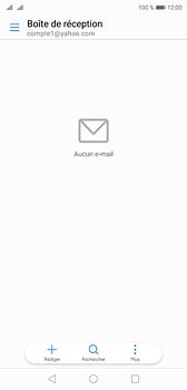 Huawei P20 - E-mails - Ajouter ou modifier votre compte Yahoo - Étape 3