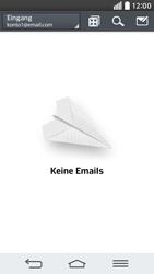 LG G2 mini - E-Mail - Konto einrichten - 0 / 0