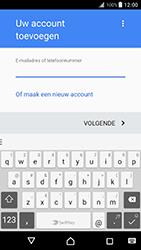 Sony Xperia XZ Premium - E-mail - handmatig instellen (gmail) - Stap 10
