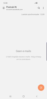 Samsung Galaxy S10 Plus - E-mail - handmatig instellen (outlook) - Stap 5