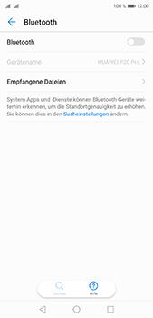 Huawei P20 Pro - Bluetooth - Geräte koppeln - Schritt 7