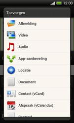 HTC C525u One SV - E-mail - e-mail versturen - Stap 11