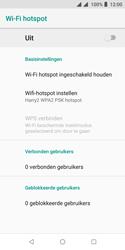 Wiko Harry 2 - Internet - mijn data verbinding delen - Stap 7