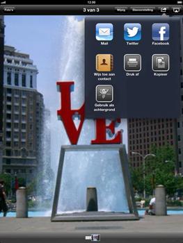 Apple iPad 4th generation - E-mail - hoe te versturen - Stap 5