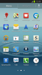 Samsung I9300 Galaxy S3 - Anrufe - Rufumleitungen setzen und löschen - Schritt 3