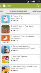 Samsung G531F Galaxy Grand Prime VE - apps - app store gebruiken - stap 11