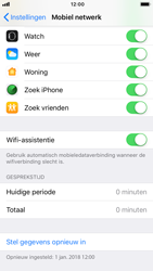 Apple iPhone 6s - iOS 12 - WiFi - WiFi Assistentie uitzetten - Stap 5