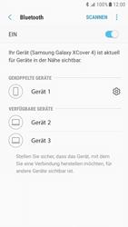 Samsung G390F Galaxy Xcover 4 - Bluetooth - Geräte koppeln - Schritt 11