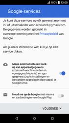 HTC One M9 - Android Nougat - Applicaties - Account aanmaken - Stap 17