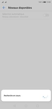 Huawei P20 - Réseau - Sélection manuelle du réseau - Étape 8