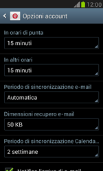 Samsung Galaxy S III Mini - E-mail - 032c. Email wizard - Outlook - Fase 7